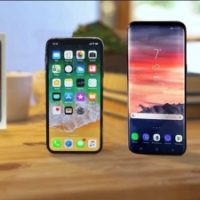 X iPhone was faster than Galaxy S9